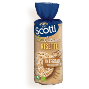Scotti Gallette di Riso Bio Integrali 150gr