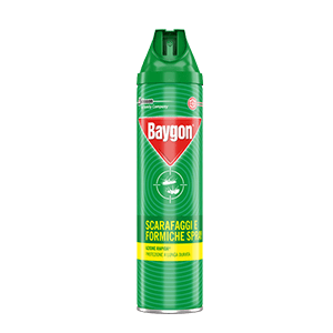 Baygon S&F Plus  400 ml