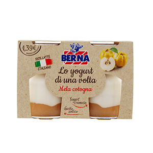 Berna Yogurt Come Una Volta  x2 250 gr