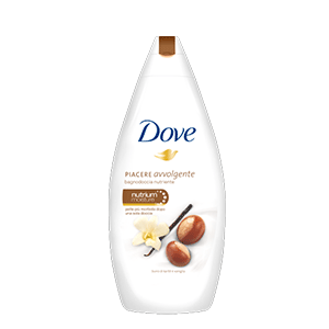 Dove Bagnoschiuma  Karite' 700 ml
