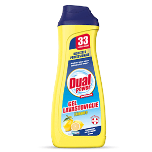 Dual Gel Tin1 Limone  660 ml