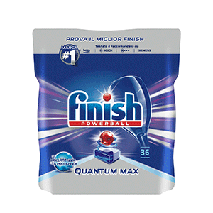 Finish Quantum Regular  20 pz