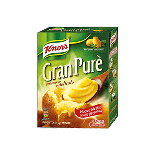 Knorr Granpure'  225 gr