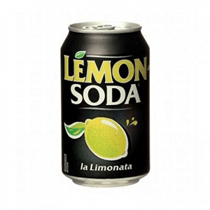 Lemonsoda Lattin 33 cl