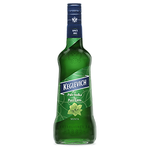 Vodka Keglev Menta  70 cl