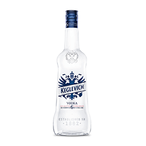 Keglevich Vodka Stock  70 cl