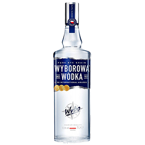 Vodka Wiborova  70 cl