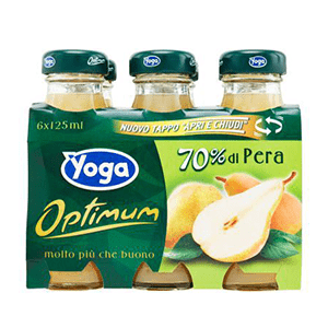 Yoga Pera Ml 125 ml