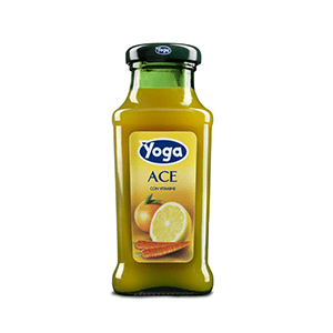 Yoga Succho Ace Vetro  200 ml